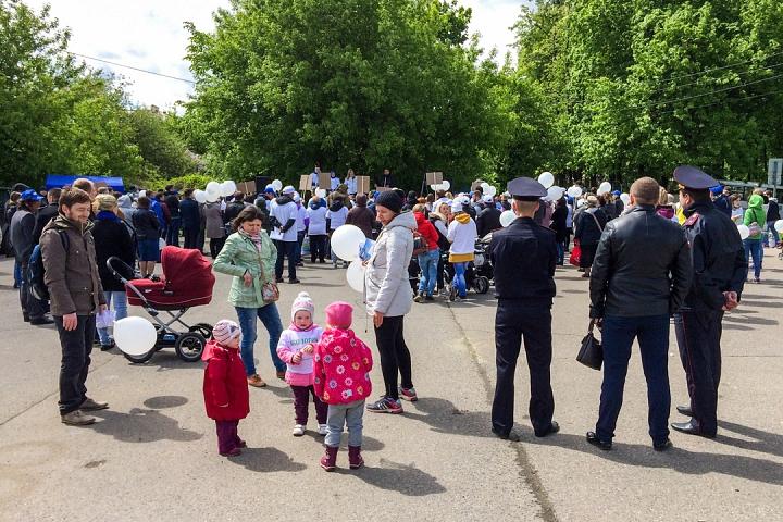 В Видном прошел масштабный митинг-концерт «Экологию детям! Нет локальным очистным сооружениям «Эко-Видное» фото 13