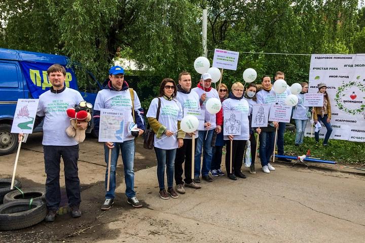В Видном прошел масштабный митинг-концерт «Экологию детям! Нет локальным очистным сооружениям «Эко-Видное» фото 26