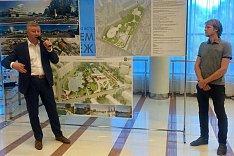 7 июня состоится встреча главы района Олега Хромова с жителями. Тема: проект «Зеленая Река»