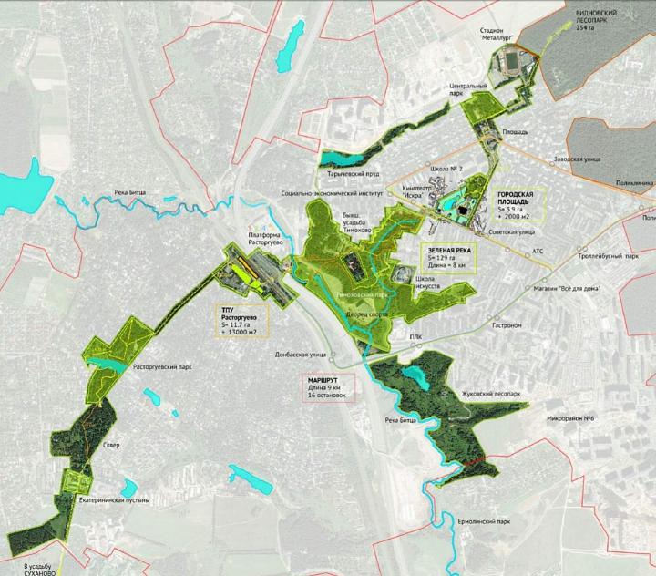 Состоялось обсуждение проекта «Зеленая Река» и реставрации усадьбы «Тимохово-Салазкино» фото 9