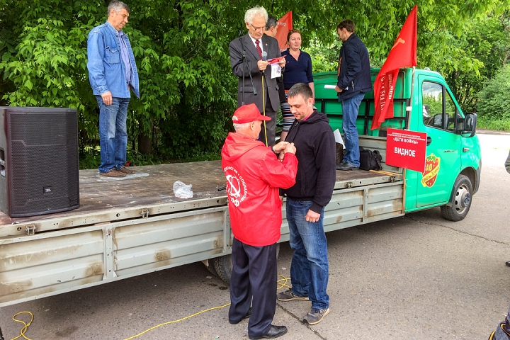 Состоялся митинг против проектов ПЗЗ, предполагающих тотальную застройку Ленинского района фото 14