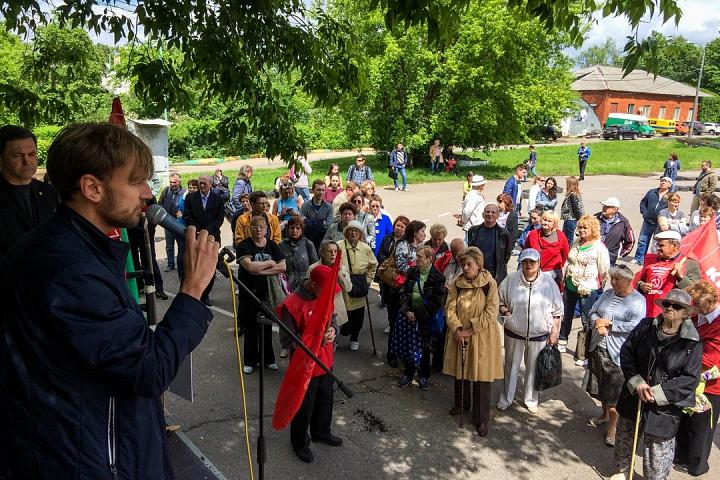 Состоялся митинг против проектов ПЗЗ, предполагающих тотальную застройку Ленинского района фото 3