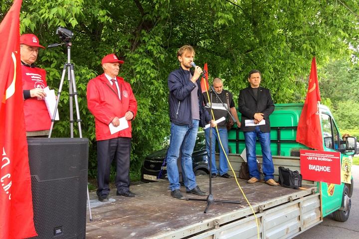 Состоялся митинг против проектов ПЗЗ, предполагающих тотальную застройку Ленинского района фото 8