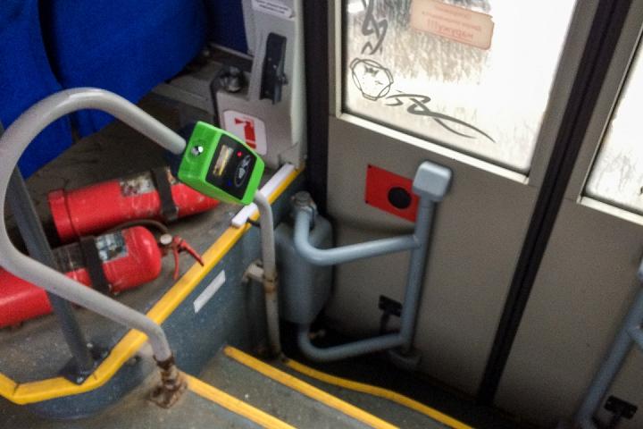 В видновских автобусах начинают работать валидаторы для автоматической оплаты проезда фото 2