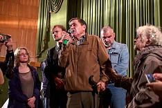 Прошли самые громкие и скандальные публичные слушания в истории города Видное. Видеозапись