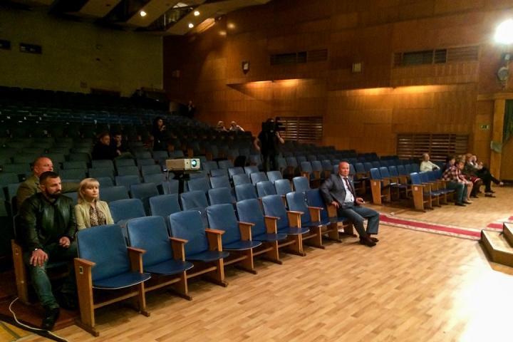 Прошли самые громкие и скандальные публичные слушания в истории города Видное. Видеозапись фото 12