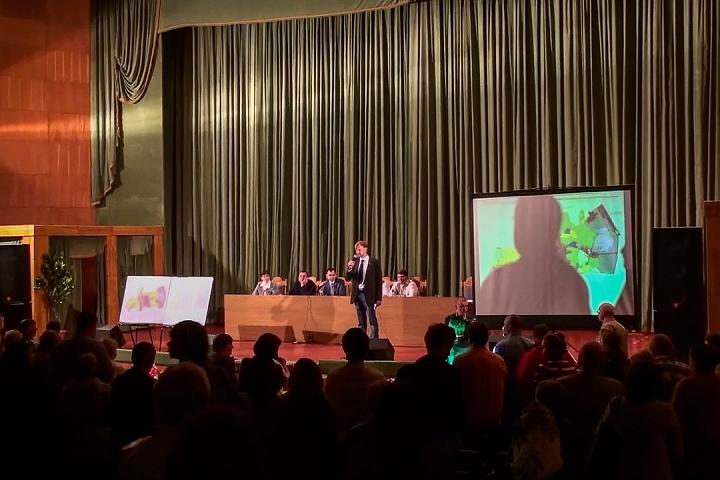 Прошли самые громкие и скандальные публичные слушания в истории города Видное. Видеозапись фото 2
