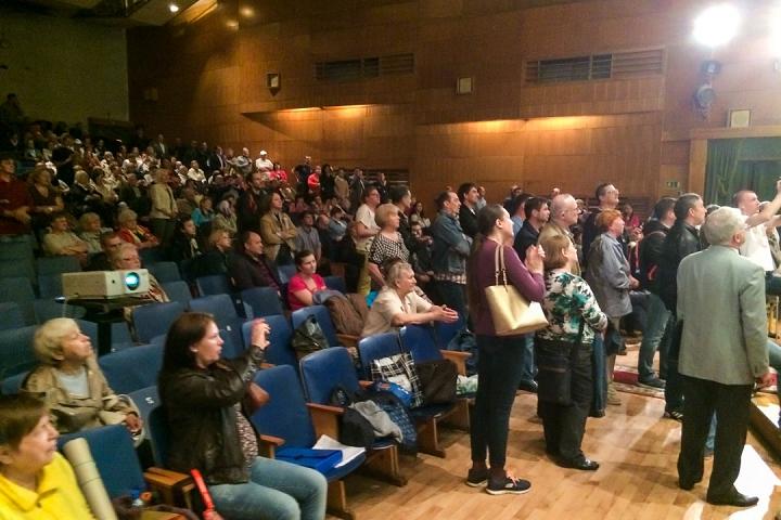 Прошли самые громкие и скандальные публичные слушания в истории города Видное. Видеозапись фото 4