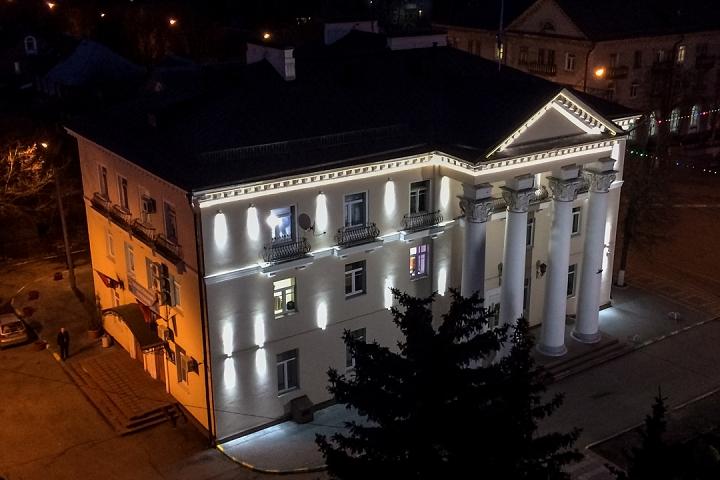 Здание администрации городского поселения Видное