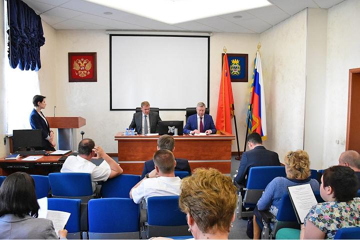 Фото: пресс-служба главы Ленинского муниципального района