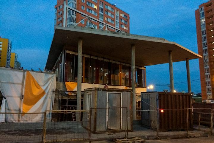 В Видном в 500-х метрах друг от друга откроются три супермаркета «Перекресток» фото 6