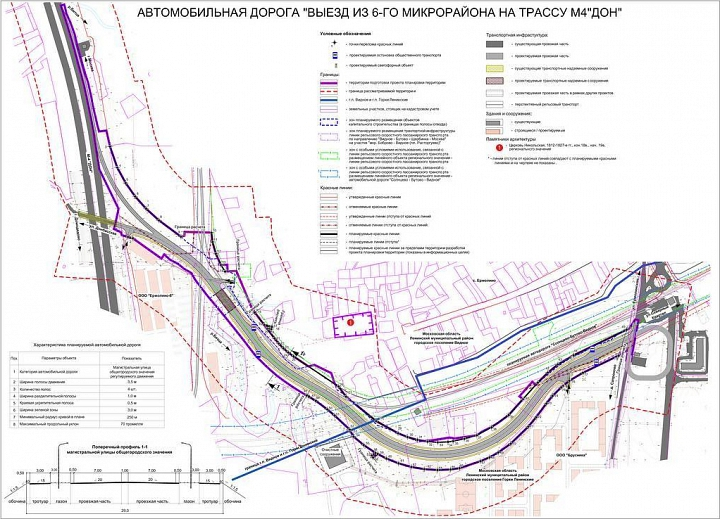 Готов проект новой дороги из 6-го микрорайона города Видное до трассы М4 «Дон» фото 2