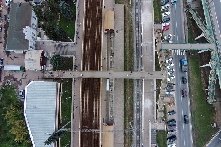 Для железнодорожной станции Расторгуево подготовят новый дизайн