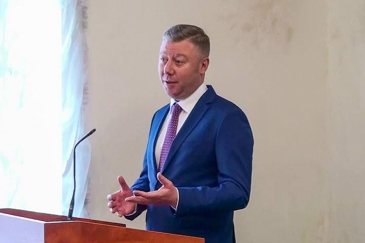 Глава района Олег Хромов призвал не допускать скандалов на предстоящих выборах