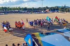 Во Франции начался чемпионат Европы по мотоболу 2017. Россию представляют видновские мотоболисты