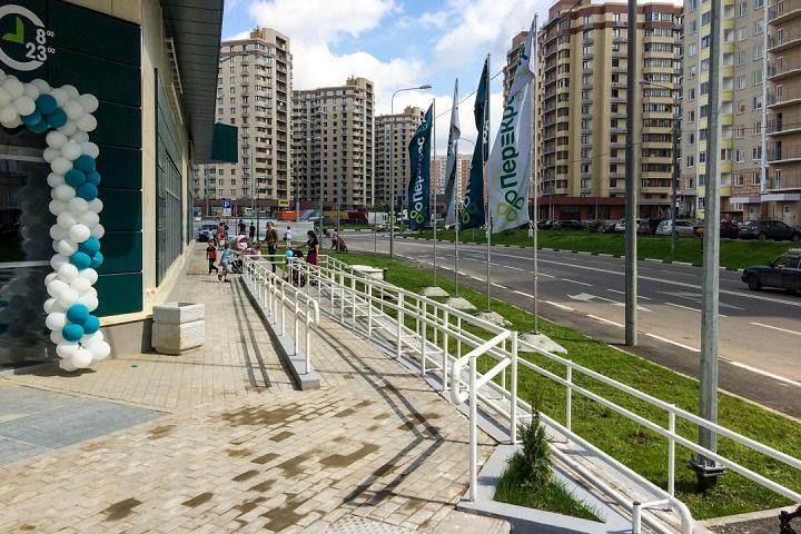 На Березовой улице города Видное открылся супермаркет «Перекресток». Фоторепортаж фото 37