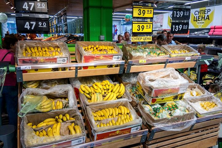 На Березовой улице города Видное открылся супермаркет «Перекресток». Фоторепортаж фото 11