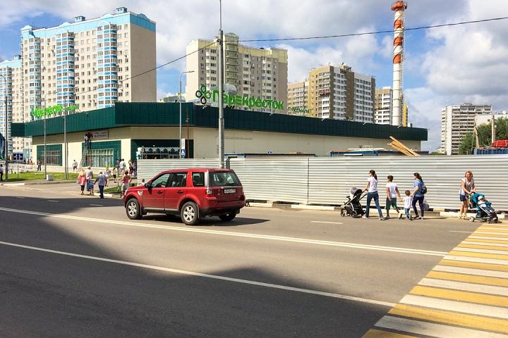 На Березовой улице города Видное открылся супермаркет «Перекресток». Фоторепортаж фото 2
