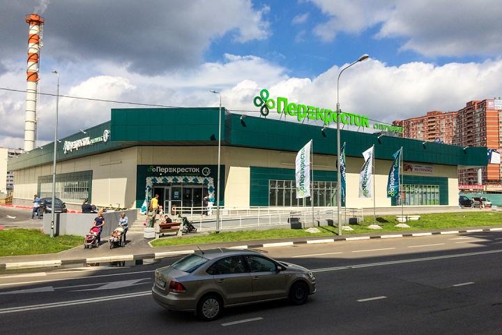 На Березовой улице города Видное открылся супермаркет «Перекресток». Фоторепортаж фото 39