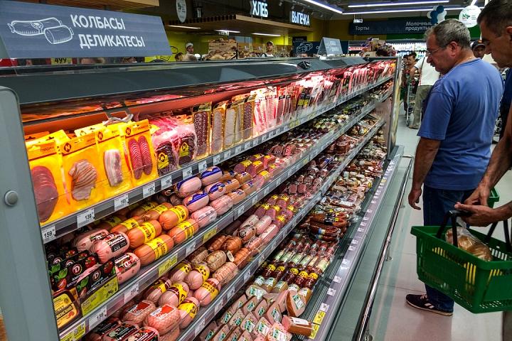 На Березовой улице города Видное открылся супермаркет «Перекресток». Фоторепортаж фото 14