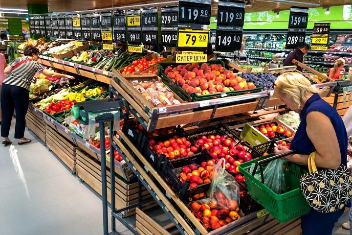 На Березовой улице города Видное открылся супермаркет «Перекресток». Фоторепортаж фото 7