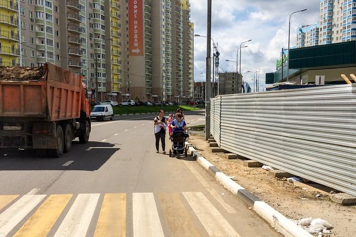На Березовой улице города Видное открылся супермаркет «Перекресток». Фоторепортаж фото 3
