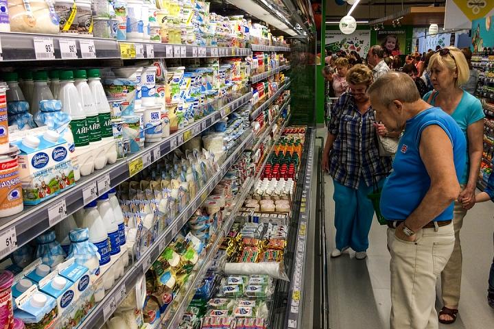 На Березовой улице города Видное открылся супермаркет «Перекресток». Фоторепортаж фото 12