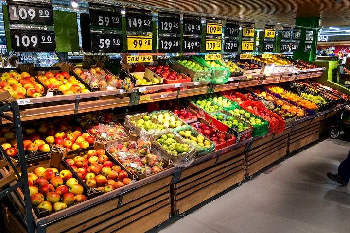 На Березовой улице города Видное открылся супермаркет «Перекресток». Фоторепортаж фото 9