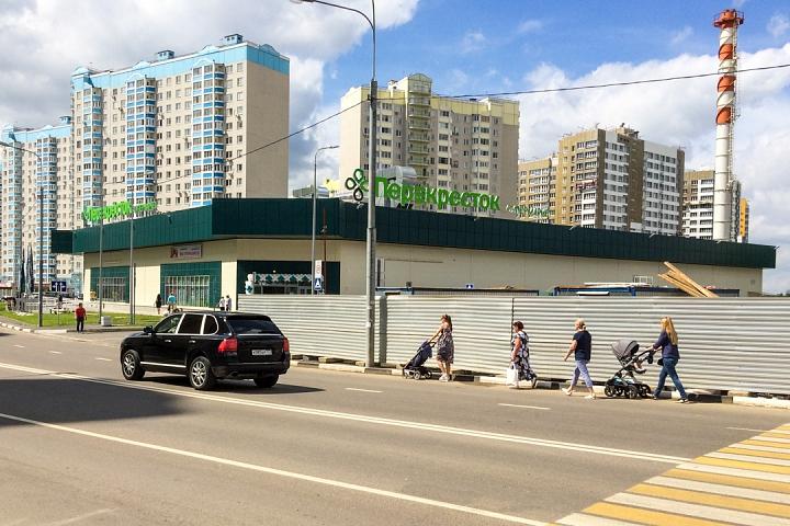 На Березовой улице города Видное открылся супермаркет «Перекресток». Фоторепортаж фото 41
