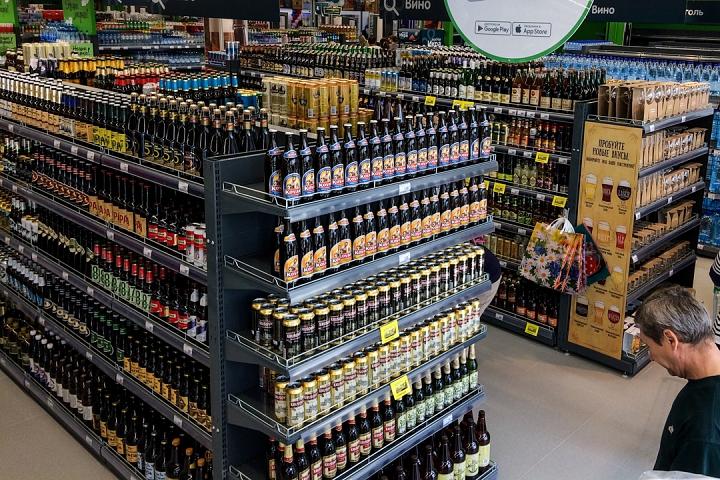 На Березовой улице города Видное открылся супермаркет «Перекресток». Фоторепортаж фото 22