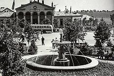 Видное – город неработающих, заброшенных и закопанных фонтанов. Фоторепортаж
