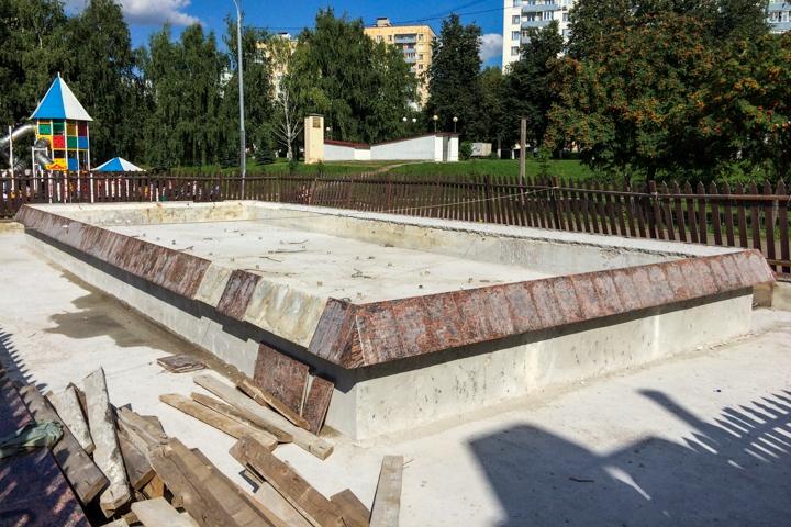 Видное – город неработающих, заброшенных и закопанных фонтанов. Фоторепортаж фото 7