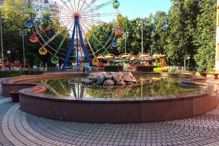 Видное – город неработающих, заброшенных и закопанных фонтанов. Фоторепортаж фото 11