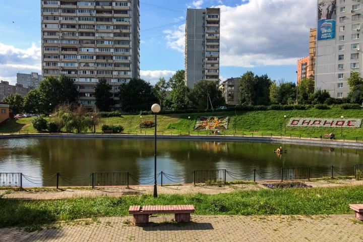 Видное – город неработающих, заброшенных и закопанных фонтанов. Фоторепортаж фото 15