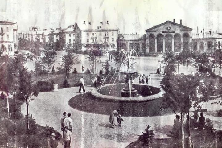 Видное – город неработающих, заброшенных и закопанных фонтанов. Фоторепортаж фото 3