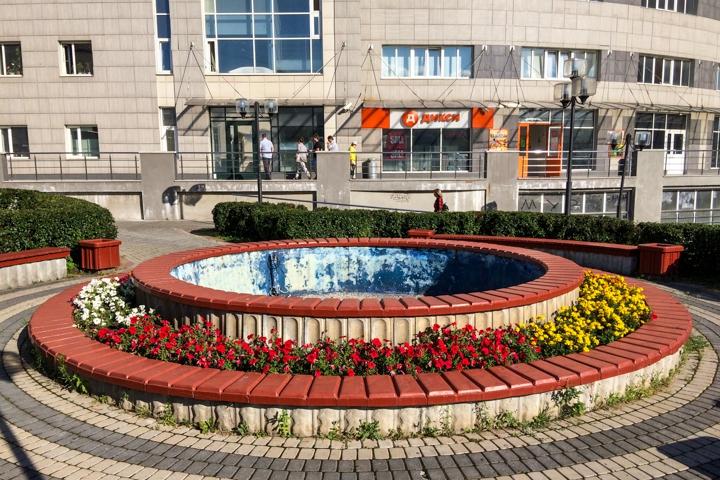 Видное – город неработающих, заброшенных и закопанных фонтанов. Фоторепортаж фото 9