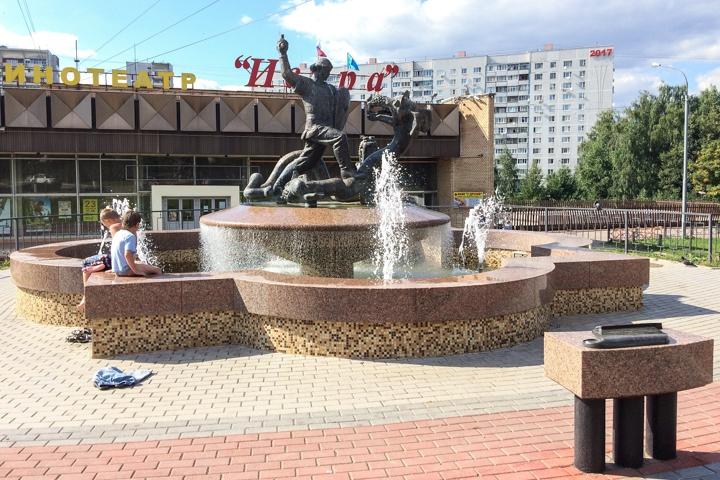Видное – город неработающих, заброшенных и закопанных фонтанов. Фоторепортаж фото 2