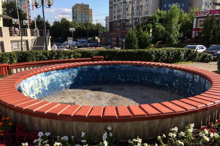 Видное – город неработающих, заброшенных и закопанных фонтанов. Фоторепортаж фото 10