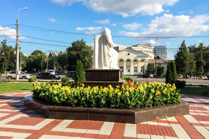 Видное – город неработающих, заброшенных и закопанных фонтанов. Фоторепортаж фото 4