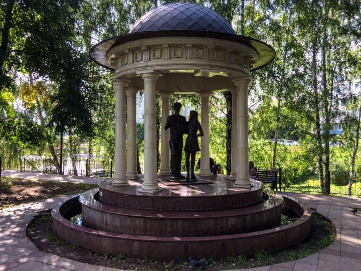 Видное – город неработающих, заброшенных и закопанных фонтанов. Фоторепортаж фото 13