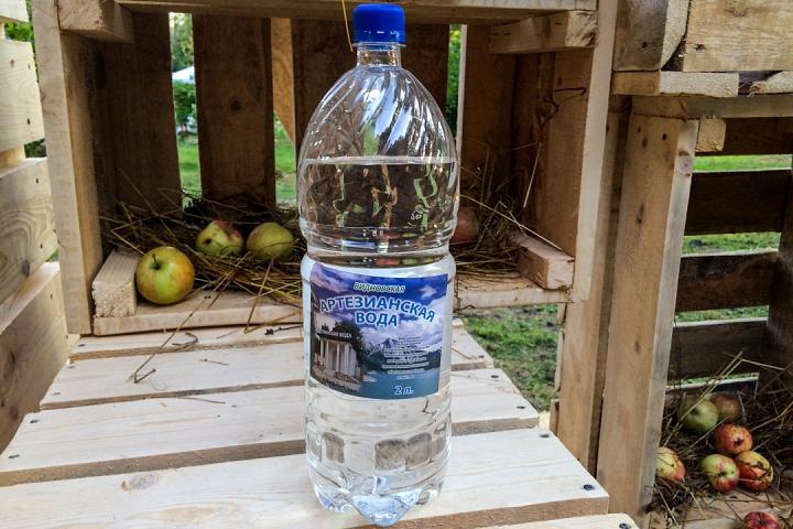 В Видном открыт бювет и презентована «Видновская артезианская вода» в бутылках фото 4