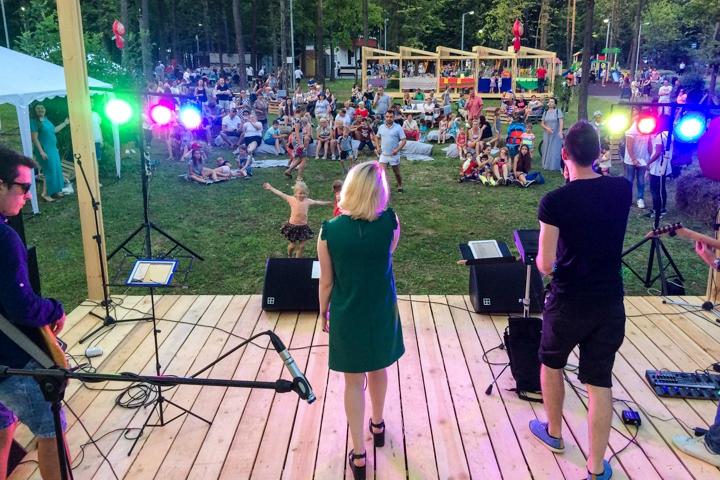 В Расторгуевском парке города Видное прошел фестиваль «Яблочный спас». Фоторепортаж фото 28