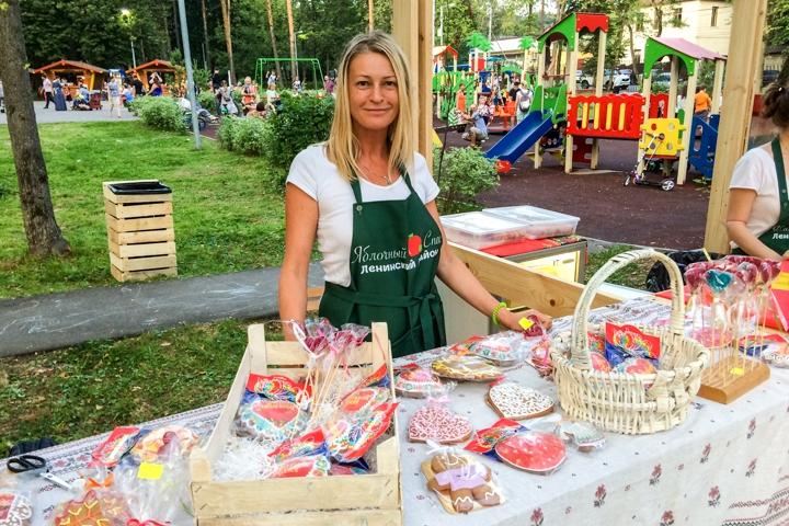 В Расторгуевском парке города Видное прошел фестиваль «Яблочный спас». Фоторепортаж фото 21