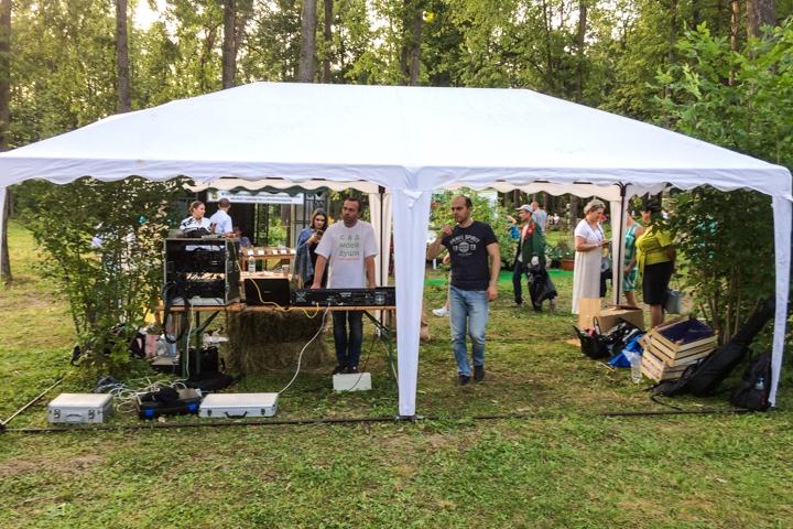В Расторгуевском парке города Видное прошел фестиваль «Яблочный спас». Фоторепортаж фото 9