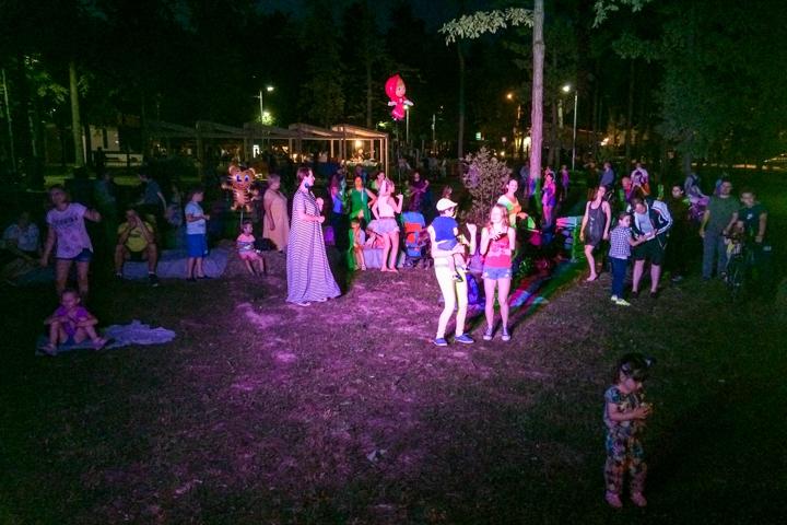 В Расторгуевском парке города Видное прошел фестиваль «Яблочный спас». Фоторепортаж фото 33