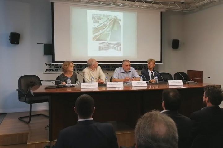 Видеозапись: пресс-конференция о присвоении старой части города Видное статуса охраняемого объекта культурного наследия