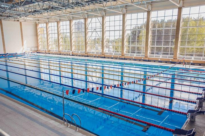50-метровый бассейн. Фото: zvezdniy.tomsk.ru
