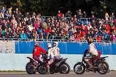 С 6 по 9 сентября в Видном пройдет международный турнир по мотоболу. Расписание игр