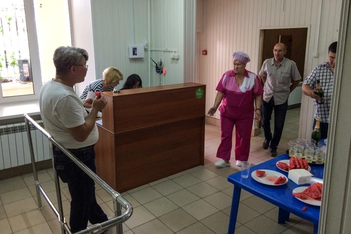 Видновская городская баня вновь открылась. Фоторепортаж фото 6