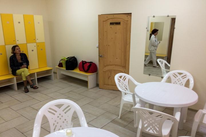 Видновская городская баня вновь открылась. Фоторепортаж фото 24